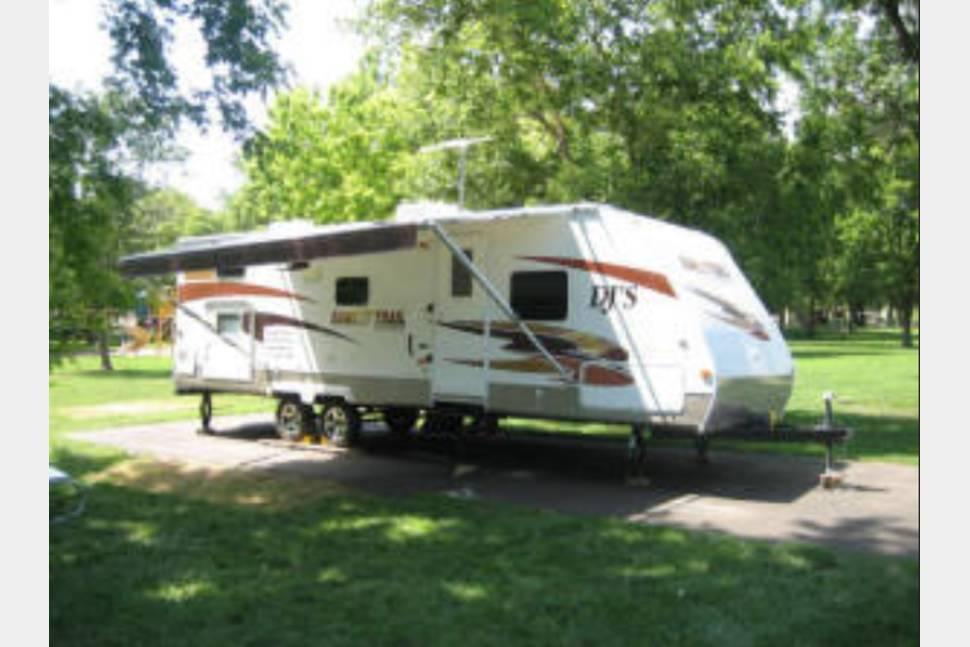 2003 Trail-Lite By R-Vision Sunset Trail M-ST30BH -