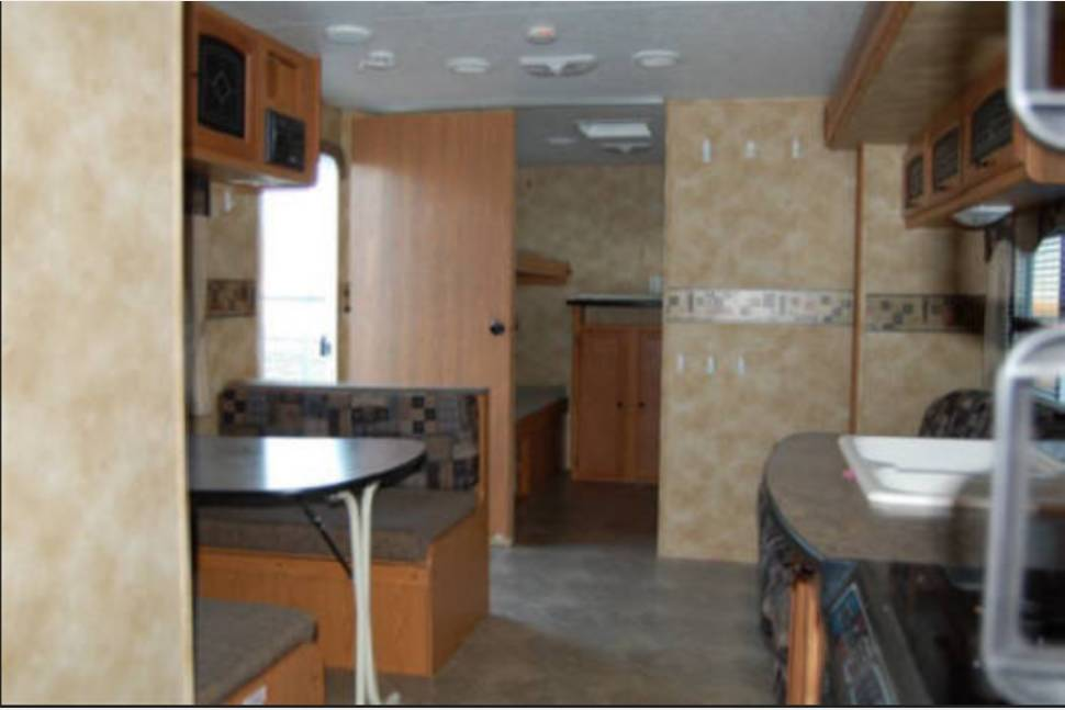 2010 Heartland RVs North Trail Series M-31QBS -