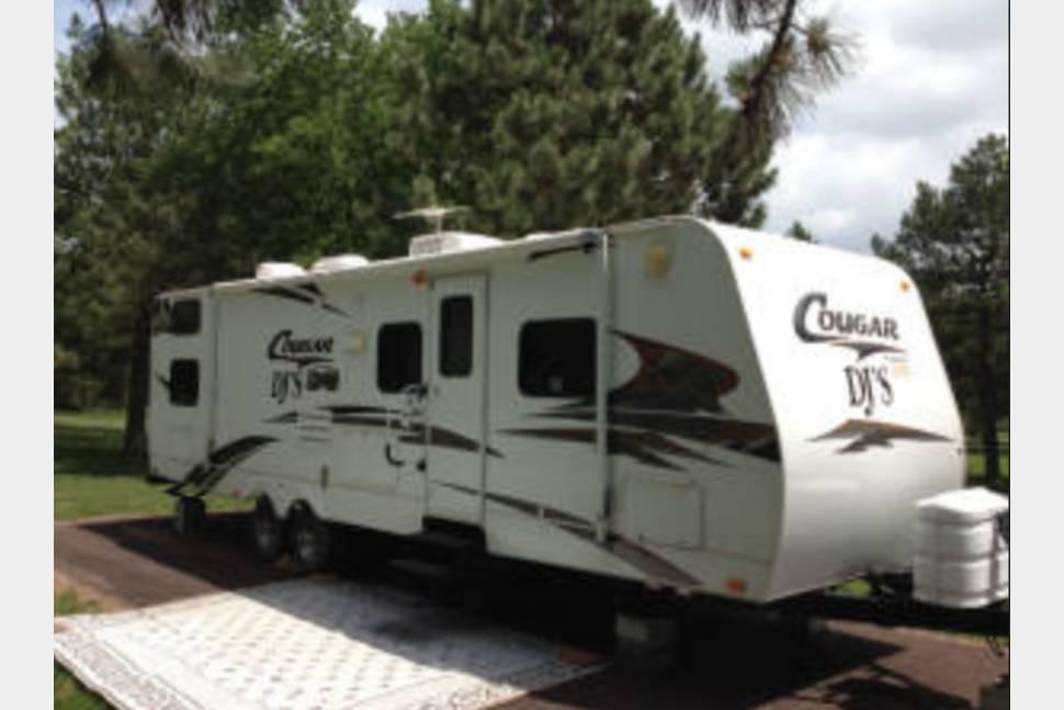 2014 Keystone Cougar Series M-TT29BHS -