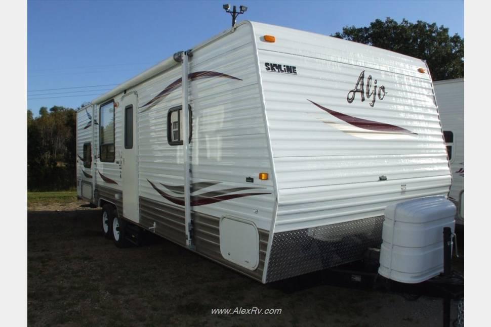 2009 Aljo M-266 -