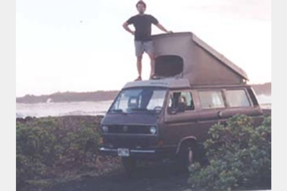 1986 Volkswagen Westfalia -