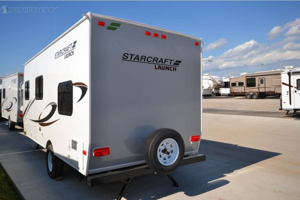 2014 Starcraft Launch - The Perfect Travel Trailer for nice family getaway!