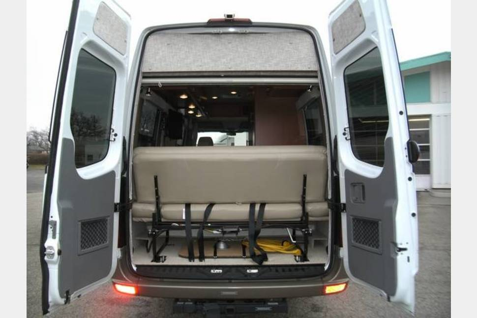 2013 Winnebago ERA 70X Class B Mercedes-Benz Chassis, RV ...