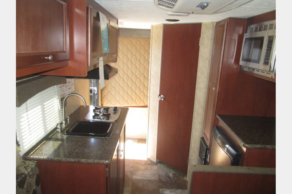 2015 Coachman Clipper 16RBD - Ultra Light Travel Trailer