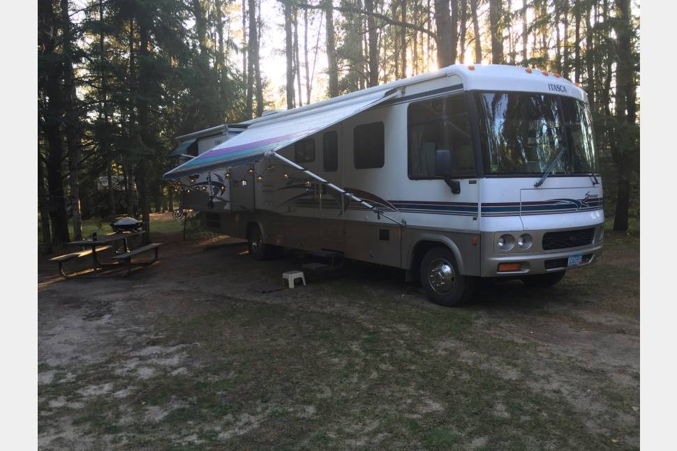 2000 Itasca SunCruiser - For a perfect vacation