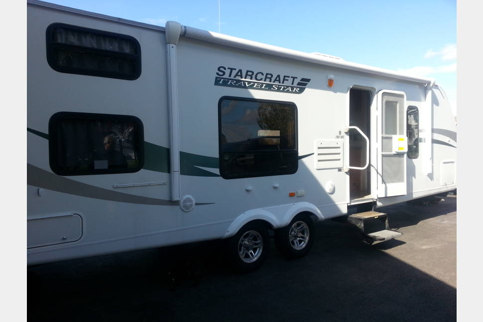 2010 Starcraft Travel Star - Beautiful Travel Star - Never Rented Before and Barely Used
