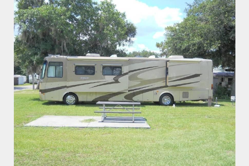 2004 Holiday Rambler Endeavor - The Bus