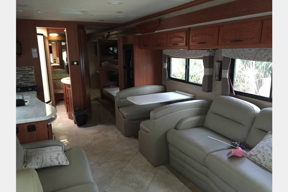 2013 Coachmen SportsCoach CrossCountry - The Vacation Wagon!