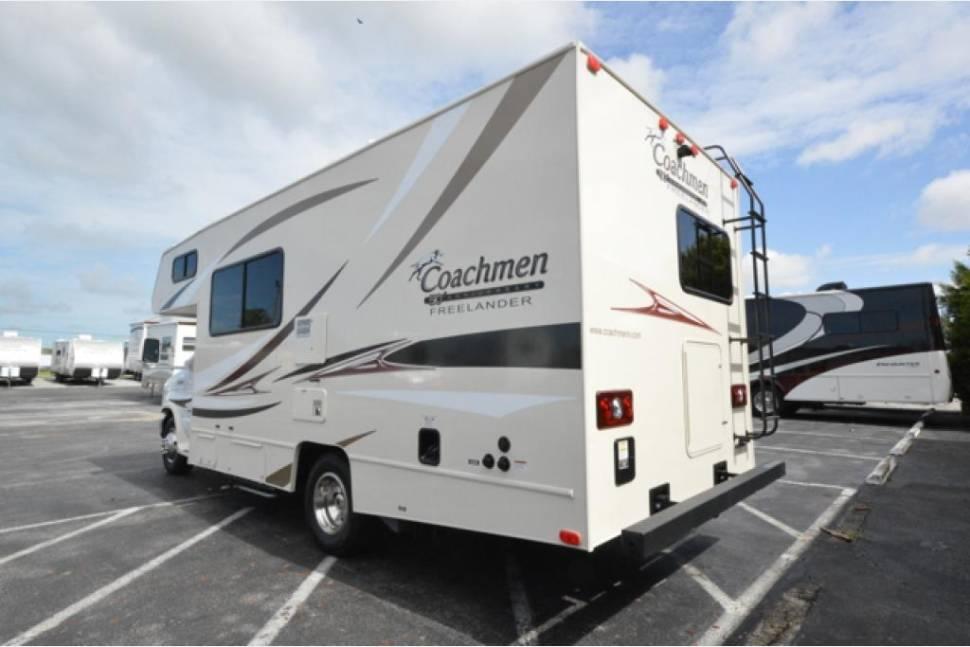 2016 Coachmen Freelander 21 QB - Happy Camper RV Rental LLC Camper #2