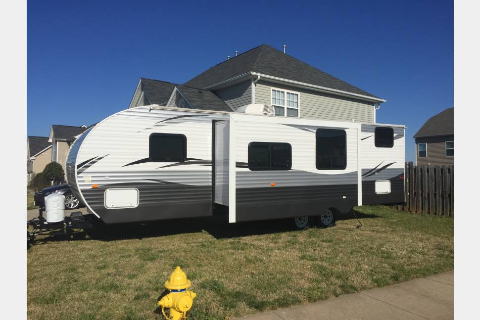 2015 Crossroads Z 1 - Home Away From Home!