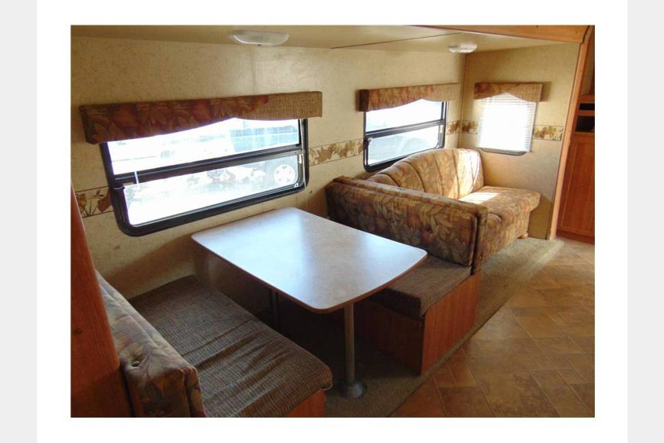 2007 Keystone Summerland Bunkhouse - Keystone Summerland Travel Trailer