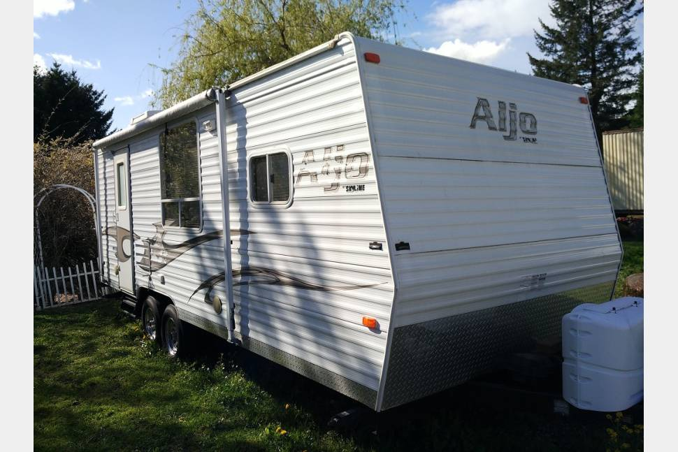 2006 Skyline Aljo - 20' Travel Trailer Skyline Aljo