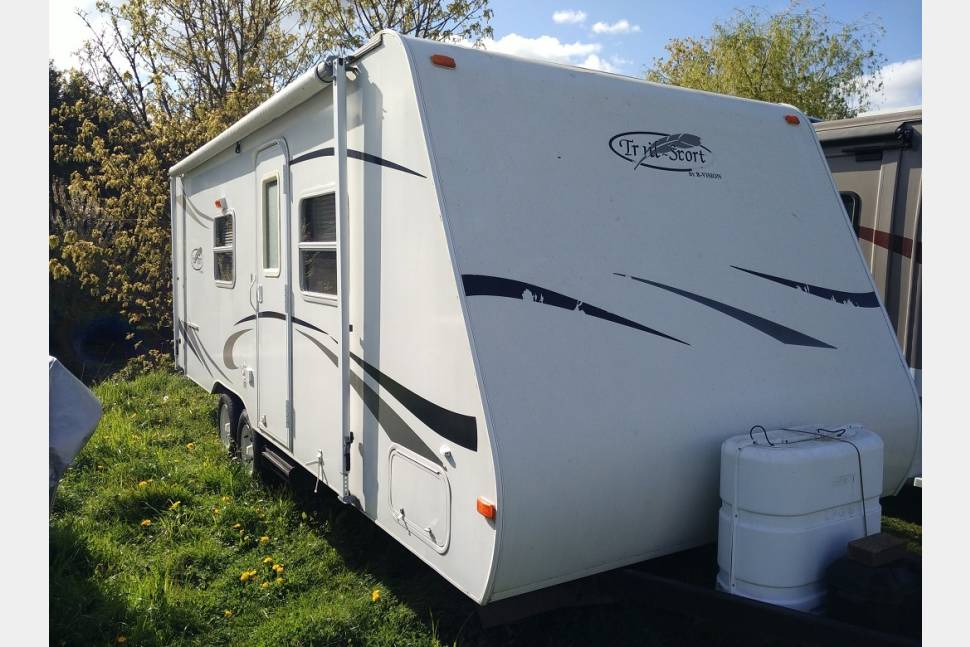 2007 Trail-Sport - 24' Travel Trailer Trail-Sport
