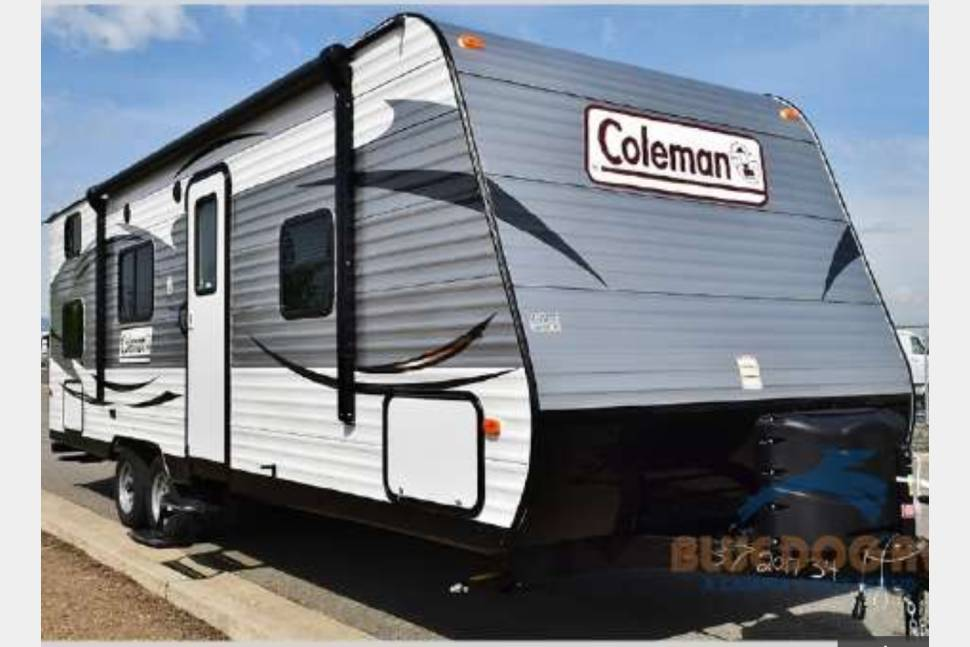 2016 Dutchmen RV Coleman Lantern Series 262BHWE - Family Funster