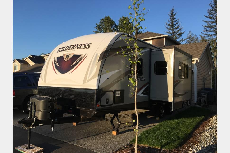 2016 Heartland Wilderness WD 2475BH - The Wild Wilderness