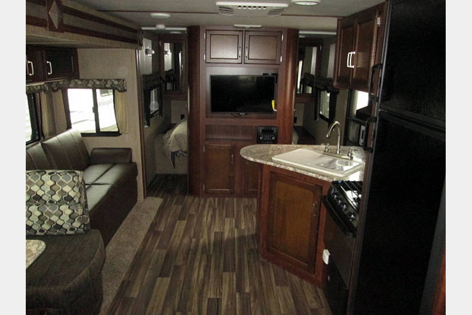 2016 Keystone Outback 276UBH - The Hasselhoft Adventure