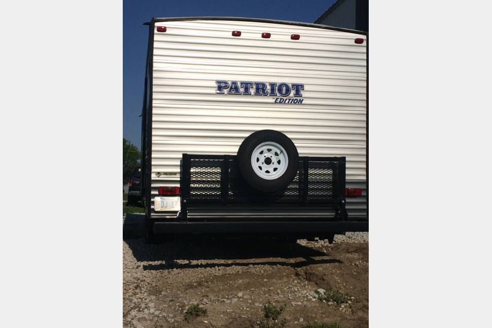 2014 Forest River Patriot 26DBH - The Family Fun Center
