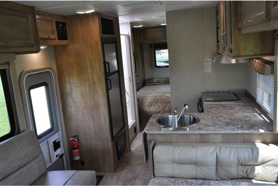 2017 Gulf Stream Motor Home 6280 - 2017 Gulf Stream Motor Home 6280
