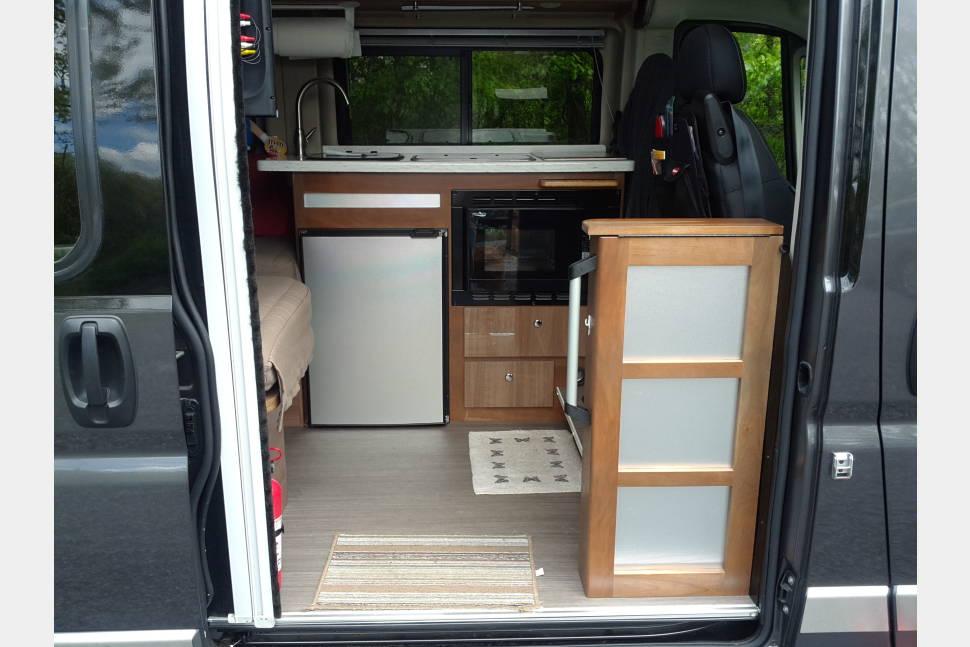 2016 Winnebago Travato - 2016 Winnebago Travato Great Couples Van!!! This Van Is legal for 2 people only!!!