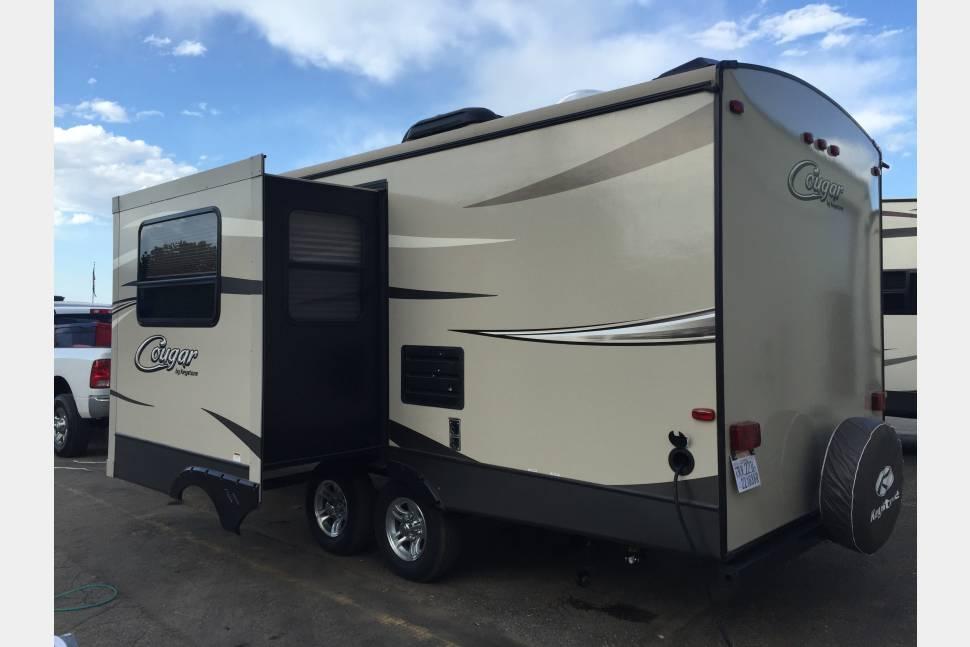 2016 Keystone Cougar XLite - 2016 Keystone Cougar X Lite