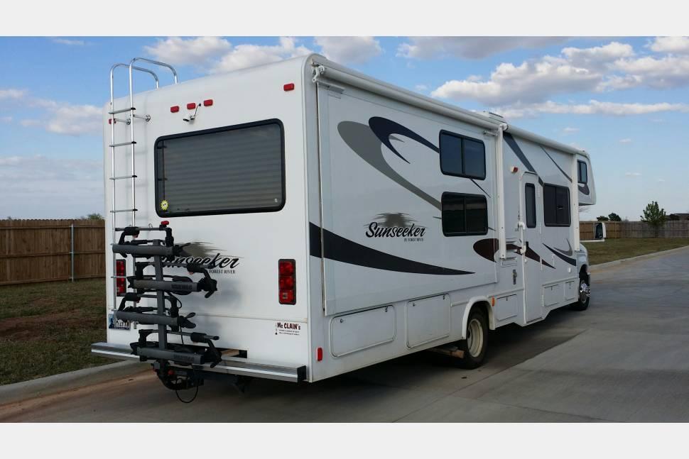 2011 Forest River Sunseeker - Super-Useful-Vehicle (Adventure-Ready Motorhome)