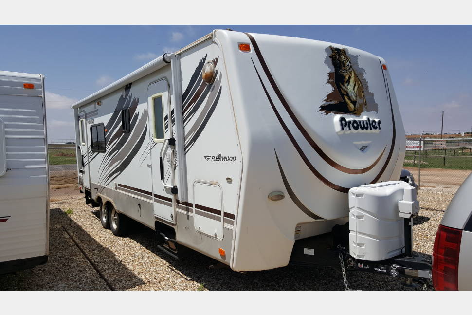 2009 Fleetwood Prowler - The Camping Companion