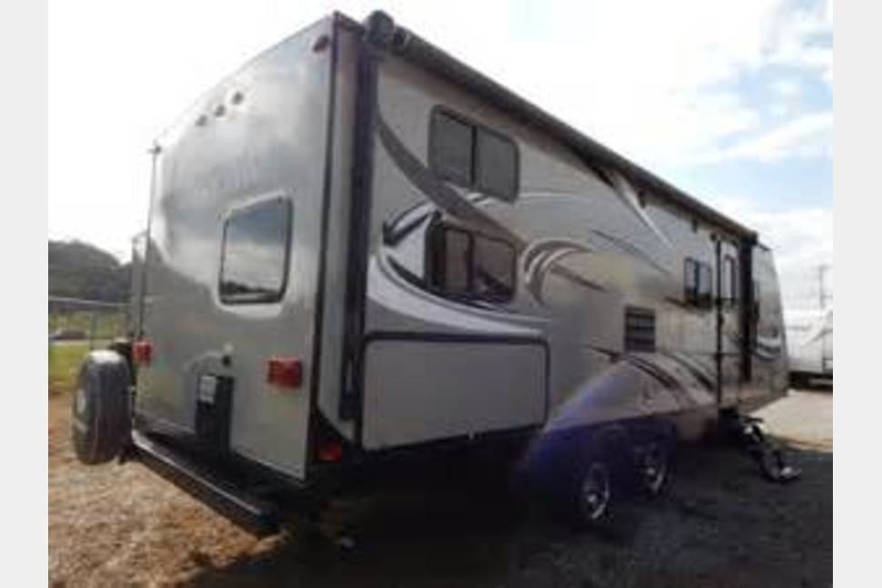 2016 Keystone Passport Ultra - Family Fun Mobile - with extended winter camping!!!