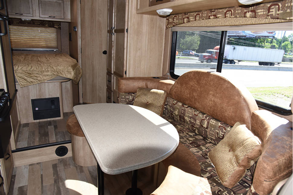 2016 Coachmen Freelander 24' - Newest fleet addition. Exterior TV, still smells  and looks new