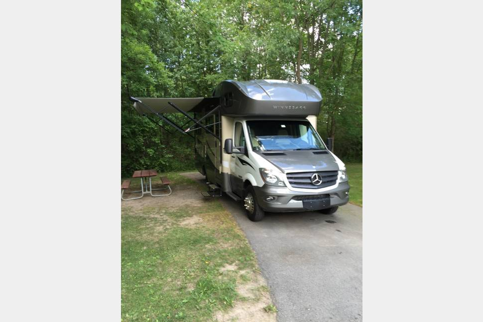 2015 Winnebago View 24J - What A Winnebago!