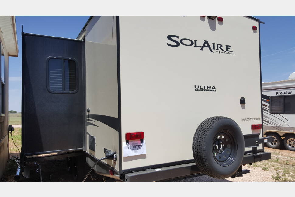 2016 Palamino Solaire - The Cozy Camper