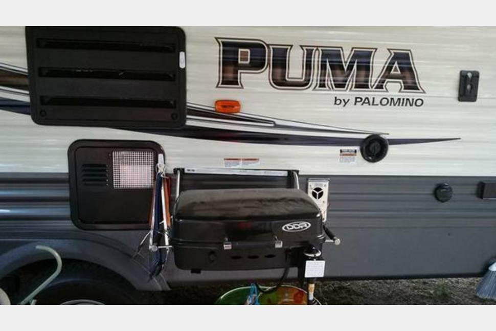 2017 Puma Bunkhouse - WMi1 - Palomino Puma - Unit 1