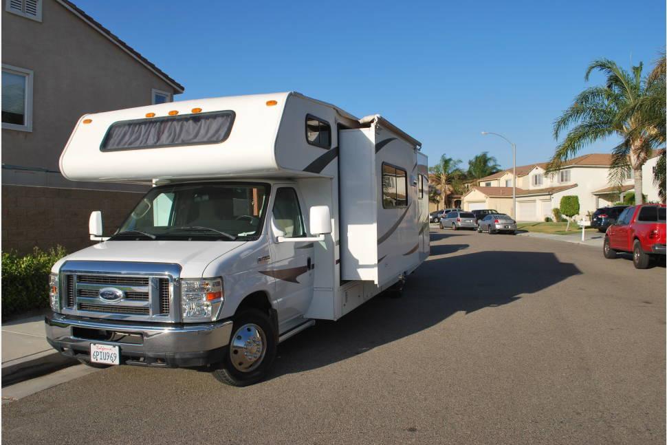 2012 Coachman / Freelander - Family Camping Trip