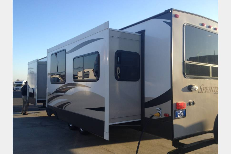 2014 Keystone Sprinter 299RET - SAVE with Cindy's Sprinter (No Burning Man)