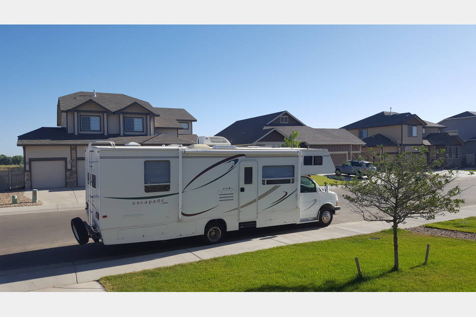 2005 Jayco Escapade - Colorado Escapade