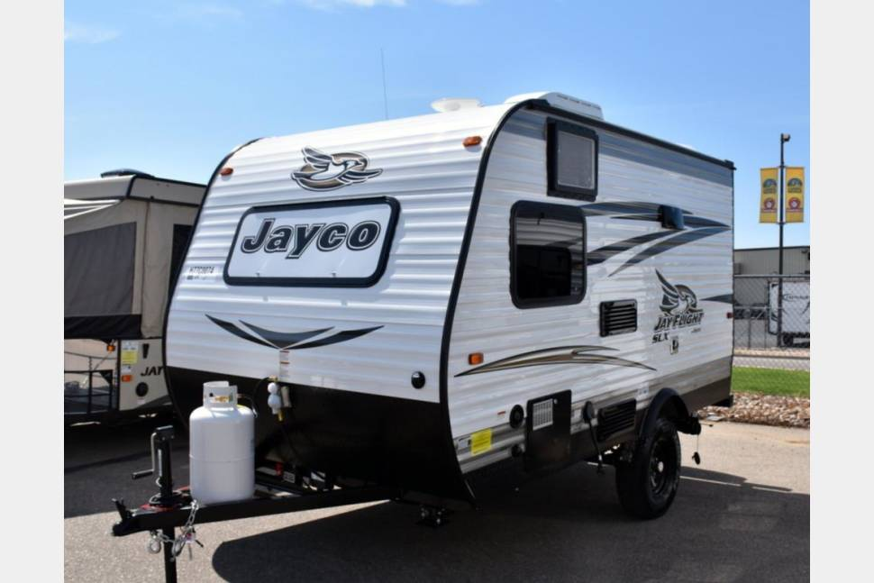 2017 Jayco Jay Flight 145RB - Jayco Jay Flight 145RB