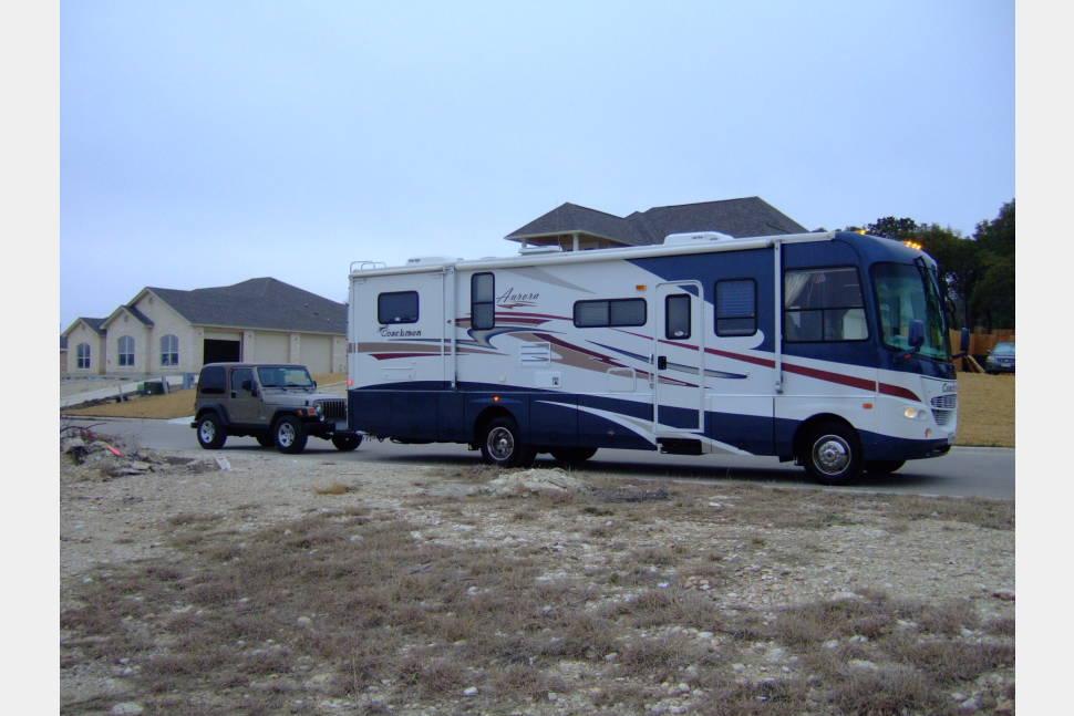 2006 Coachman Aurora - Lake and Game Escape