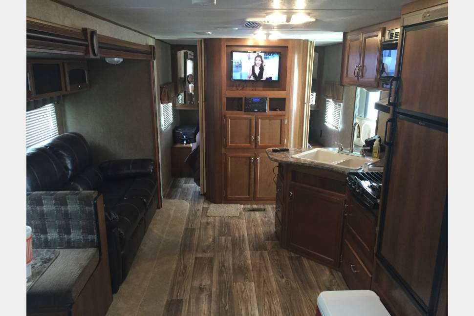 2015 Forest River Avenger - The Dream Vacation