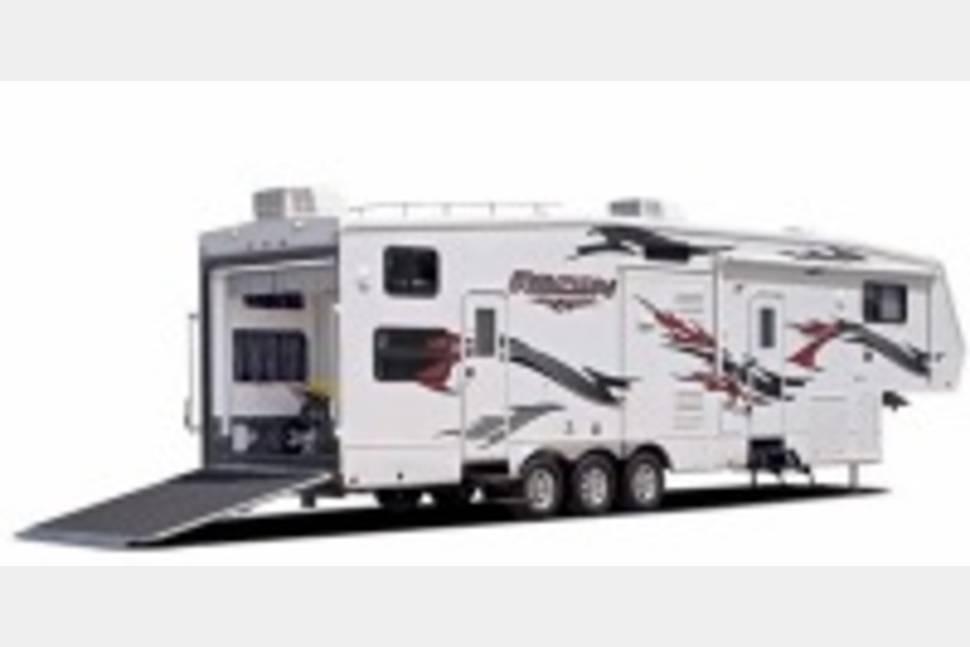 2010 Jayco Recon F37U (WNC) - Base Camp Bunkhouse - Delivery & Custom Set Up!