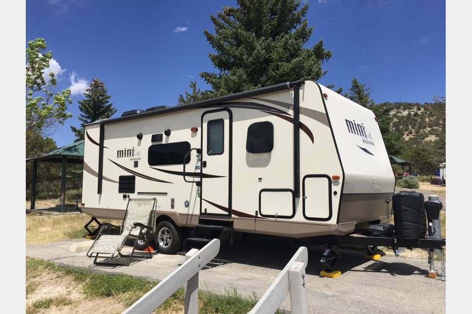 2016 Rockwood Mini Lite - 2016 Rockwood Mini Lite