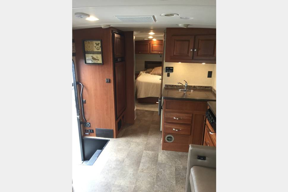 2014 Winnebago Itasca Cambria 30J - One Extraordinary RV