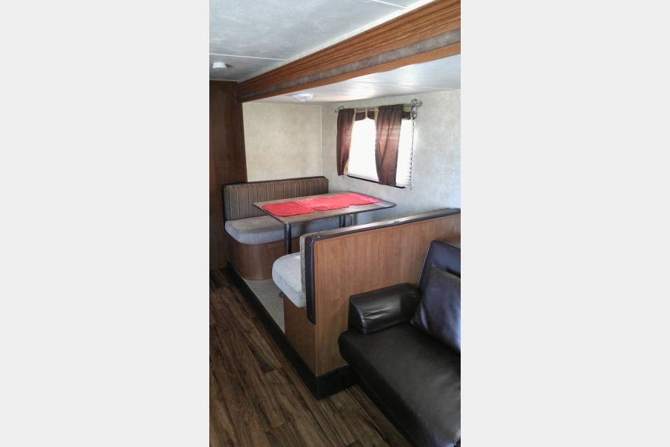 2015 Forest River WIldwood X-lite - Thomson's In Style Camper
