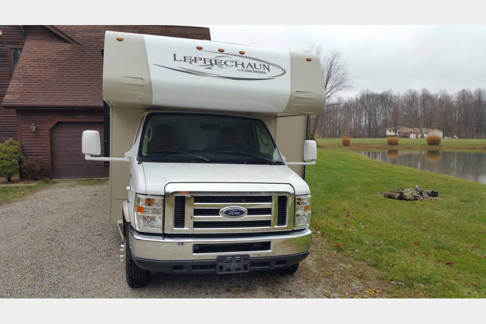 2015 Coachmen Leprechaun - Kevin and Pam's Motorhome