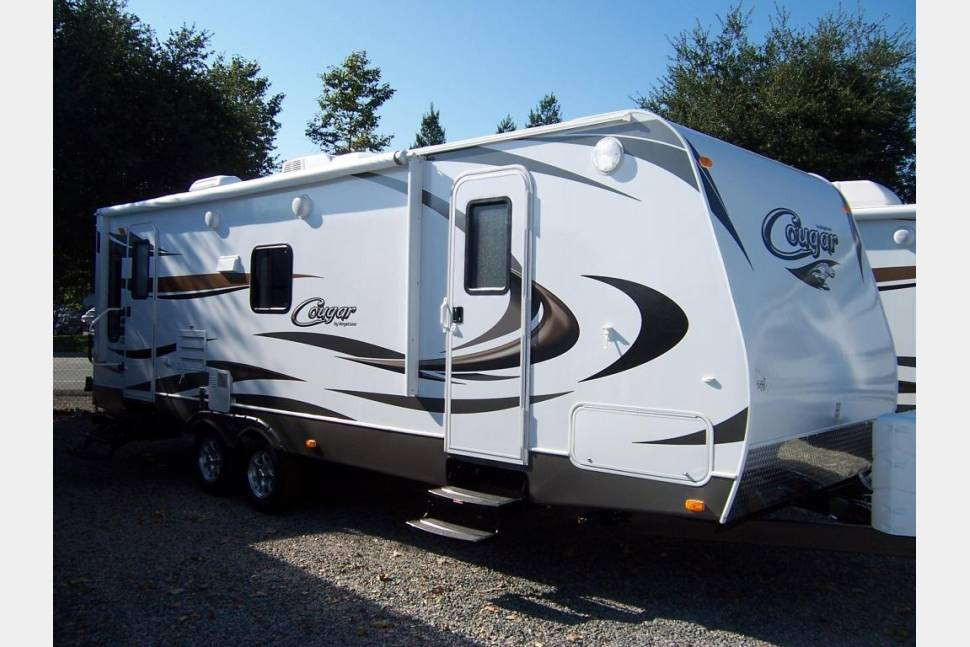 2013 Keystone Cougar 25RLS - The Memory Maker