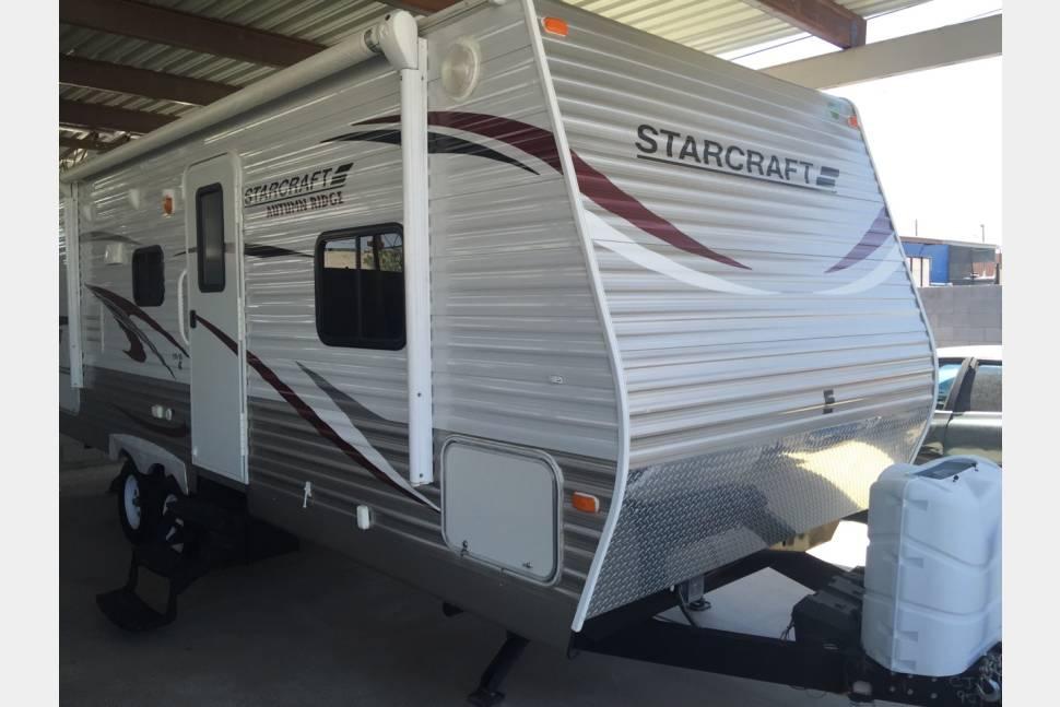 2013 Starcraft Autumn Ridge - HOME AWAY FROM HOME !!