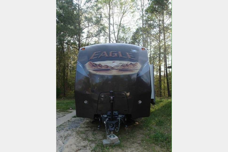 2013 Jayco Eagle 324BTS - Ultimate Family Camper