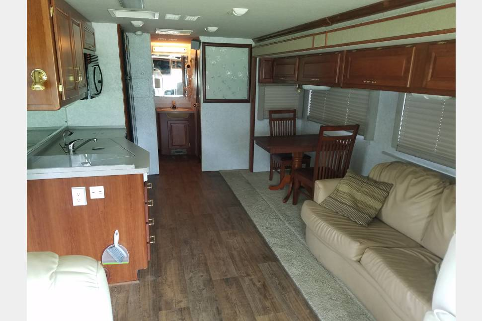 2002 Fleetwood Expedition - 2002 Fleetwood Expedition 36ft