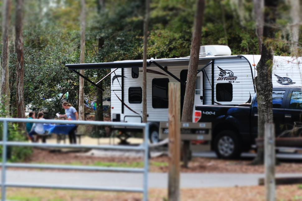 2015 Jay Flight - Happy Camper