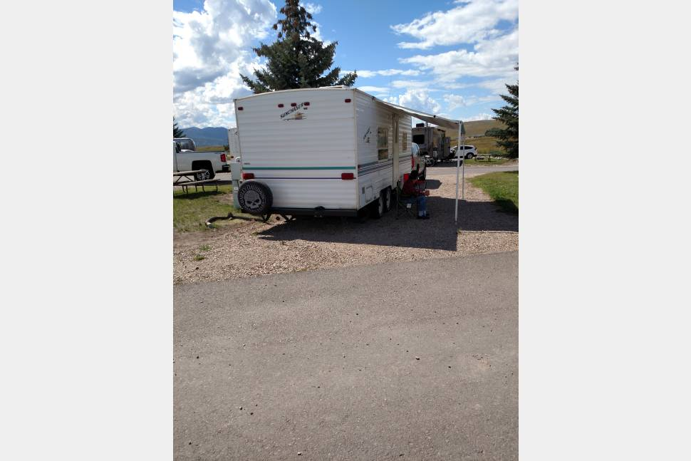 1999 Sunchaser 23 HT - Hardy's Mobile Hawg Haven