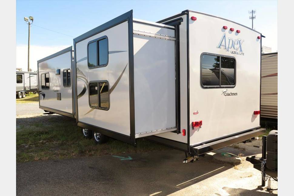 2017 Coachmen Apex 300BHS - Home Sweet Home Away From Home.