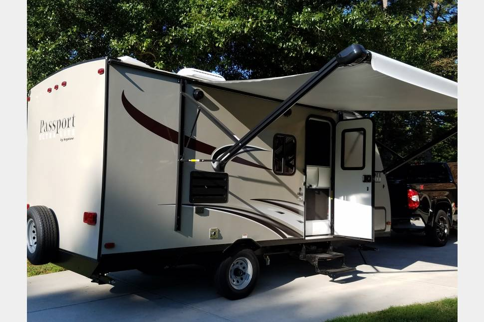 2017 Keystone Passport 175bh The Drifter Marietta Location 208 Miles From Atlanta GA Travel Trailer